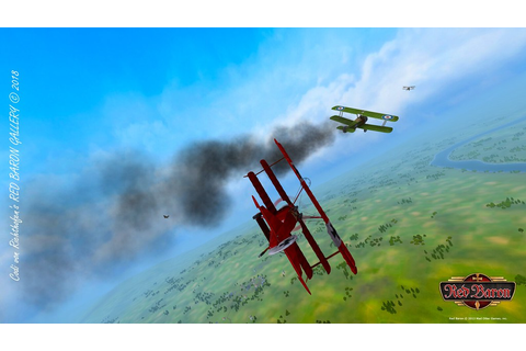 Red Baron - Mad Otter Games, 2013 | [HD Game Wallpaper ...