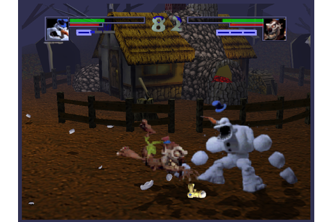 ClayFighter 63⅓ Download Game | GameFabrique