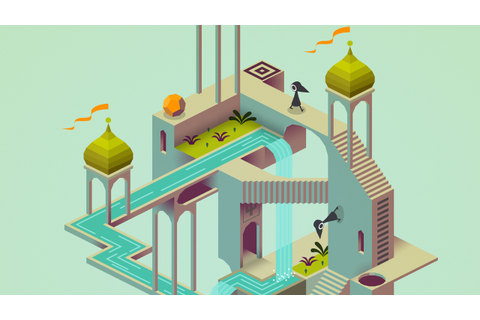 Monument Valley for iOS out now | Cake