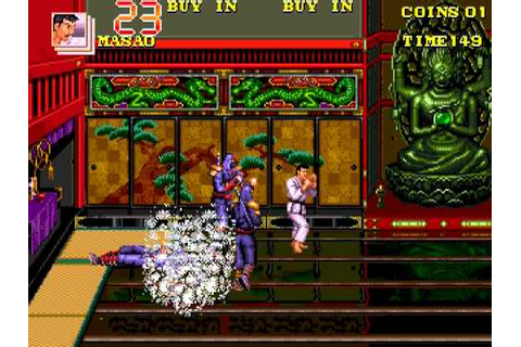 Arcade Longplay [233] Double Dragon 3 - The Rosetta Stone ...