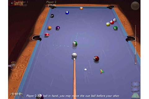 3D Ultra Cool Pool | Free Full Version PC Game Download