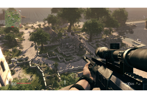Sniper Ghost Warrior 1 Game - Free Download Full Version ...