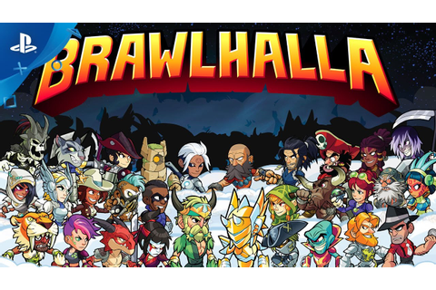 Brawlhalla - Gameplay Trailer | PS4 - YouTube