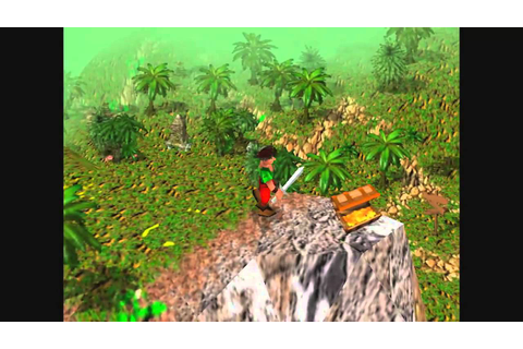 "Project Dream / Banjo-Kazooie Beta : ""New"" footage - YouTube"