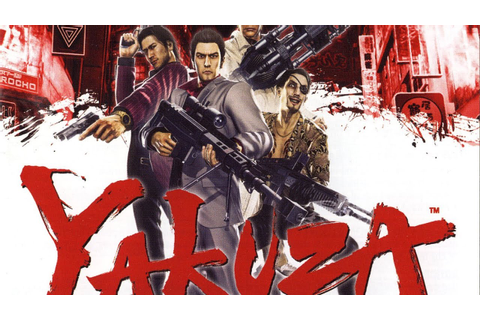 Classic Game Room - YAKUZA DEAD SOULS review for PS3 - YouTube