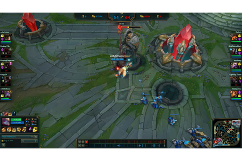 League of Legends: All Random Ultra-Rapid Fire Game Mode ...