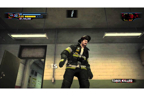 Dead Rising 2 Off The Record Video Game, Fireman Pack ...