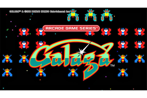 Galaga Arcade Game Video With The Kids From Toy Hunting ...