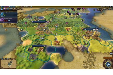 150 turns with Civilization VI: Rise and Fall reveals a ...
