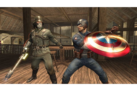 Captain America : Super Soldier (PS3 / 360) - Game Side Story