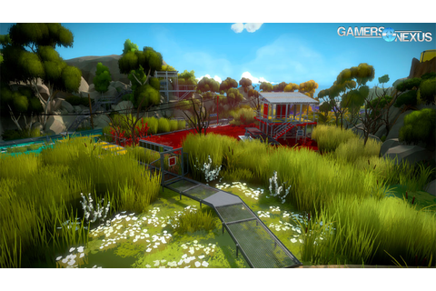 The Witness Review - Logic Puzzle Solving & Our Reliance ...