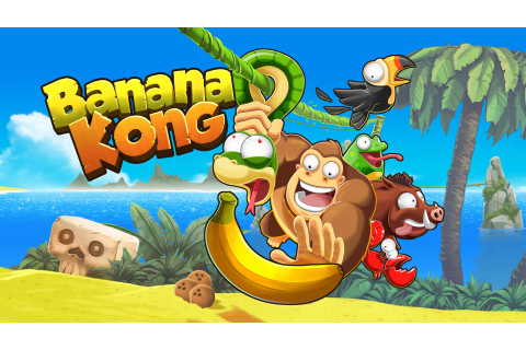 Banana Kong - FDG Entertainment