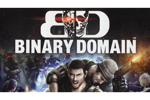 Classic Game Room - BINARY DOMAIN review - YouTube