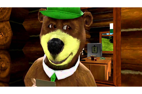 Yogi Bear: The Video Game Official Trailer - YouTube