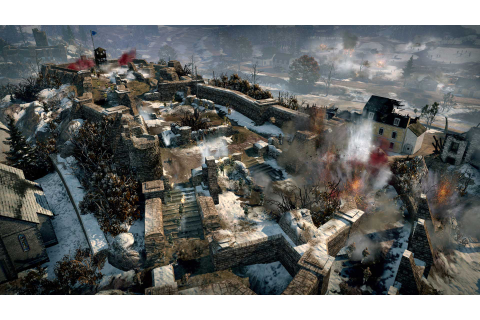 HistoriaGames - Actualité - Company of Heroes 2 : Ardennes ...