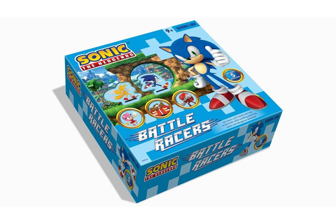 Sonic the Hedgehog: Battle Racers Board Game Goes Live on ...