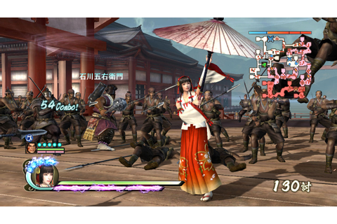 Samurai Warriors 4 (Sengoku Musou 4) In-Depth Review ...