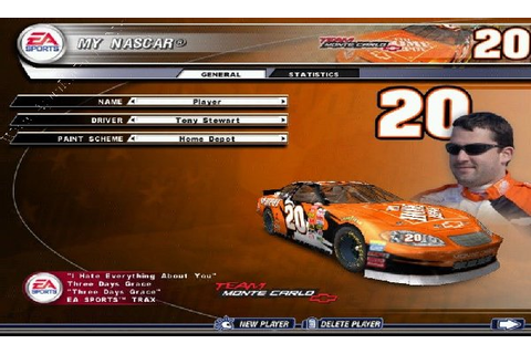 NASCAR Thunder 2004 - PC Game Download Free Full Version