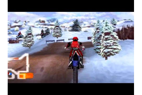 Motocross Mania Game Review (PS1) - YouTube