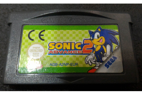 Sonic Advance 2 GAME BOY ADVANCE (Seminovo) – Play n' Play