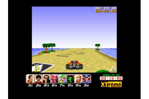 XTreme Racing - Amiga - YouTube