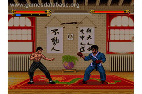 Dragon: The Bruce Lee Story - Nintendo SNES - Games Database
