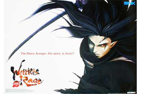 Samurai Shodown 64: Warriors Rage - Wikipedia