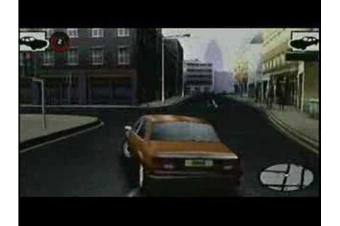 Gangs Of London Game Trailer PSP - YouTube