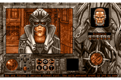 Dazeland : Jeux Amiga : Perihelion: The Prophecy