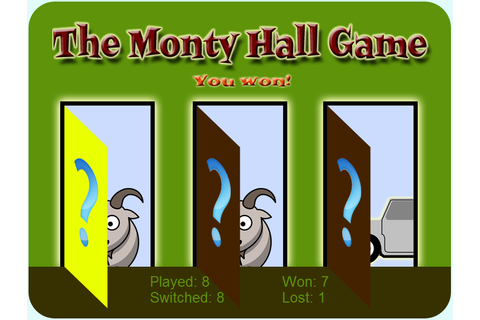 Andreas Grech's Blog: The Monty Hall game
