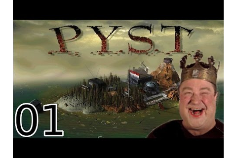 Pyst - [01/02] - English Playthrough - YouTube