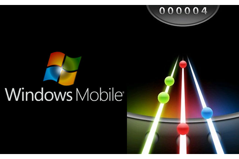 Touch The Music - Tap Tap Revenge for Windows Mobile ...