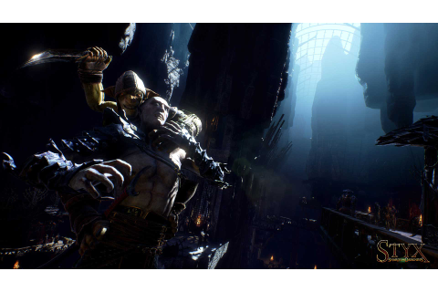 Styx: Shards of Darkness announced for 2016 launch - VG247