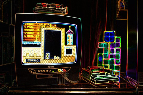 Atari Tetris Arcade | Retro Video Gaming