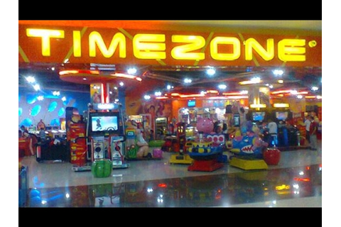 Time Zone Arcade Singapore, Indoor Games and Activities ...