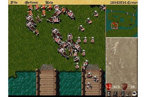 Download Lords of the Realm II Full PC Game