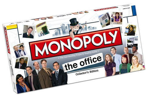 Monopoly: The Office Edition Board Game - Board Games Messiah