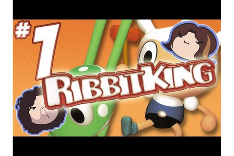 Ribbit King: A Round of Frolf - PART 1 - Game Grumps VS ...