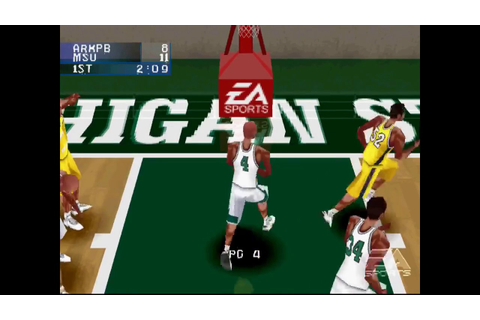 NCAA March Madness 2001 (PS1): World Record for Most ...