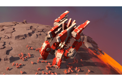 Planetary Annihilation: TITANS - Free Full Download ...