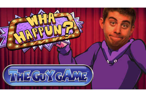 The Guy Game - What Happened? - YouTube