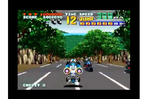 Game of the day 656 A. B. Cop - Air Bike (A. B. コップ - エア ...