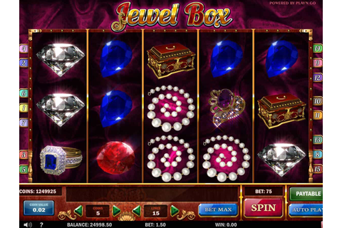 Jewel Box ™ Slot Machine - Play Free Online Game - Slotu.com