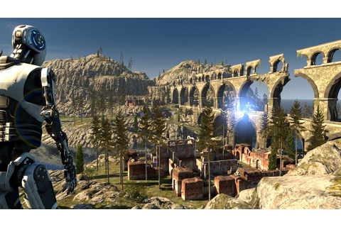 The Talos Principle review | GamesRadar+