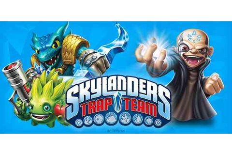 Skylanders Trap Team (Xbox One) Review – Trap Villains and ...