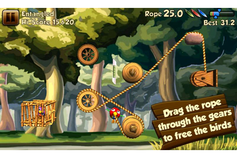 Download a game Rope Rescue android