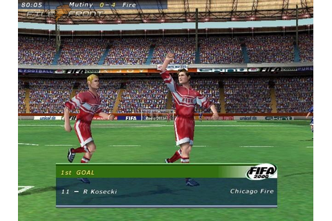 Download free full Game fifa sport 2000
