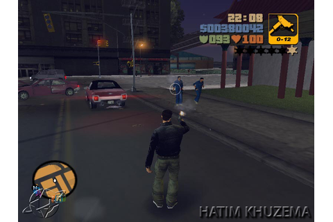GTA 3 PC Game Highly Compressed 77 MB | Hatim's Blogger ...