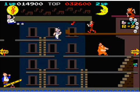 Popeye (Video Game) - TV Tropes