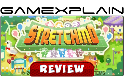 Stretchmo - Video Review (3DS) - YouTube